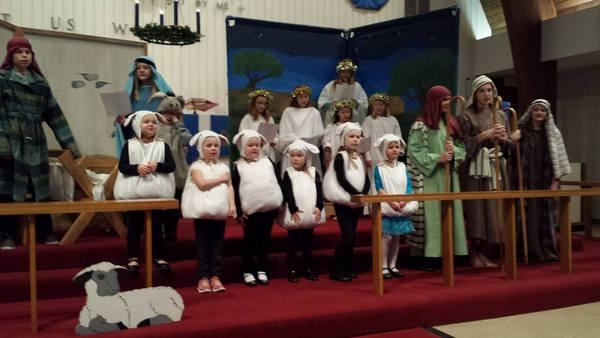 Sunday School 1